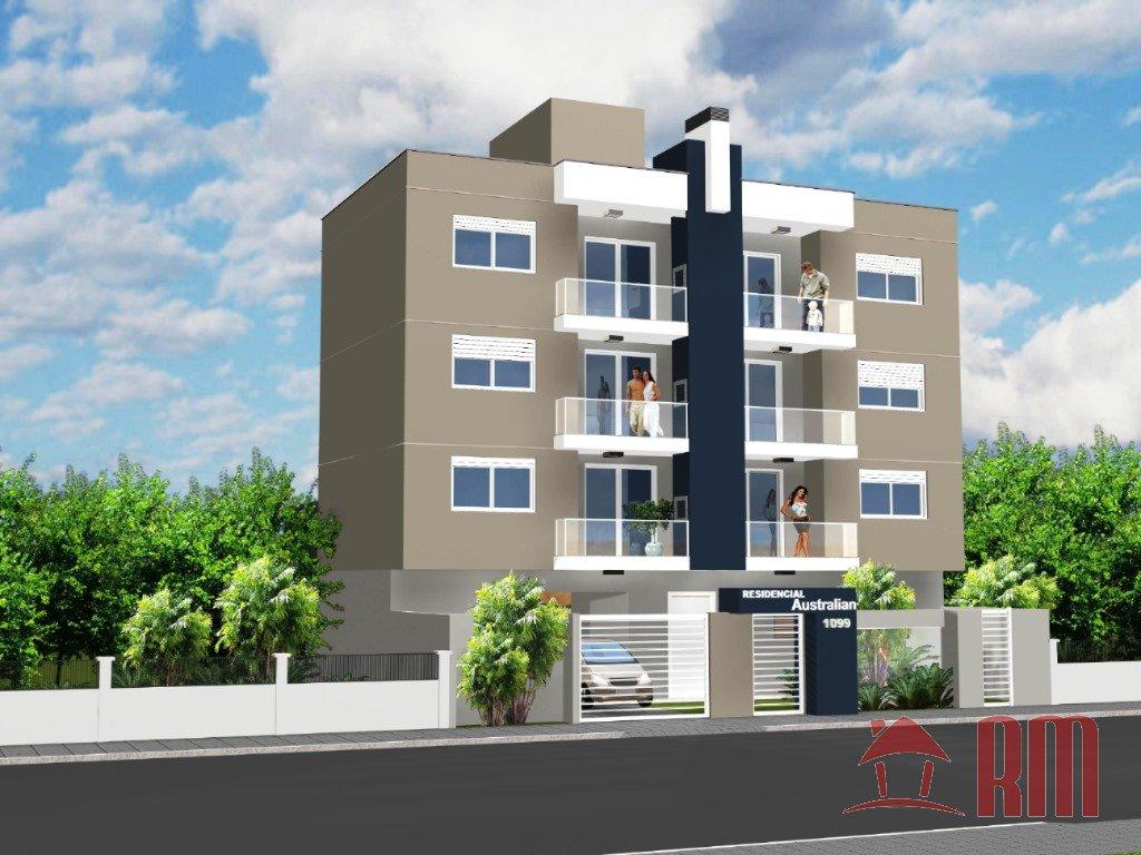 60 - Apartamento - São Luiz - Caxias Do Sul - 2 dormitório(s) -suíte(s) - foto 1